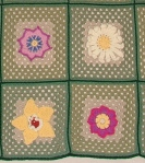 25 crochet flower paterns