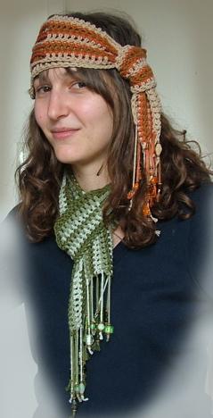 Headband/scarf