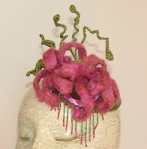 Fascinator - Curly Dailia