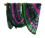 Freestyle Knitted shawl/wrap