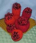 Sydney Hyperbolic Crochet Coral Reef,  No 8