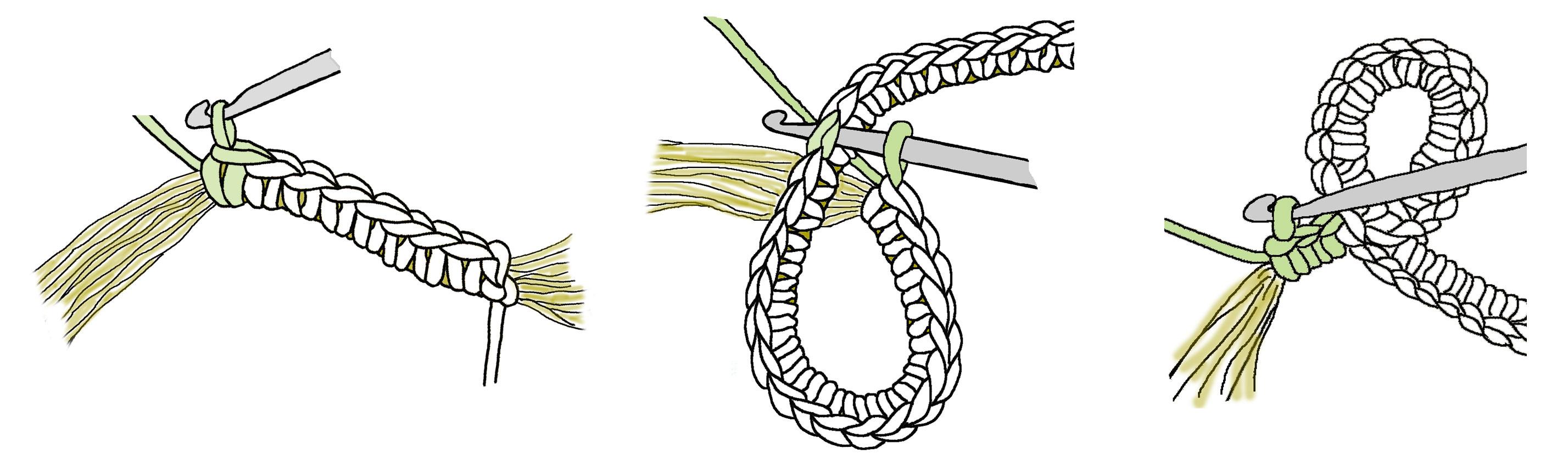 Crocheting Over Ends : ... know?.. Renate Kirkpatricks Freeform Crochet~Knit~Fibre Designs