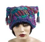 Blue Tassel Hat