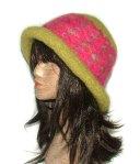 Crochet Felt Hat (1)