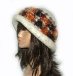 Crochet Felt Hat (2)