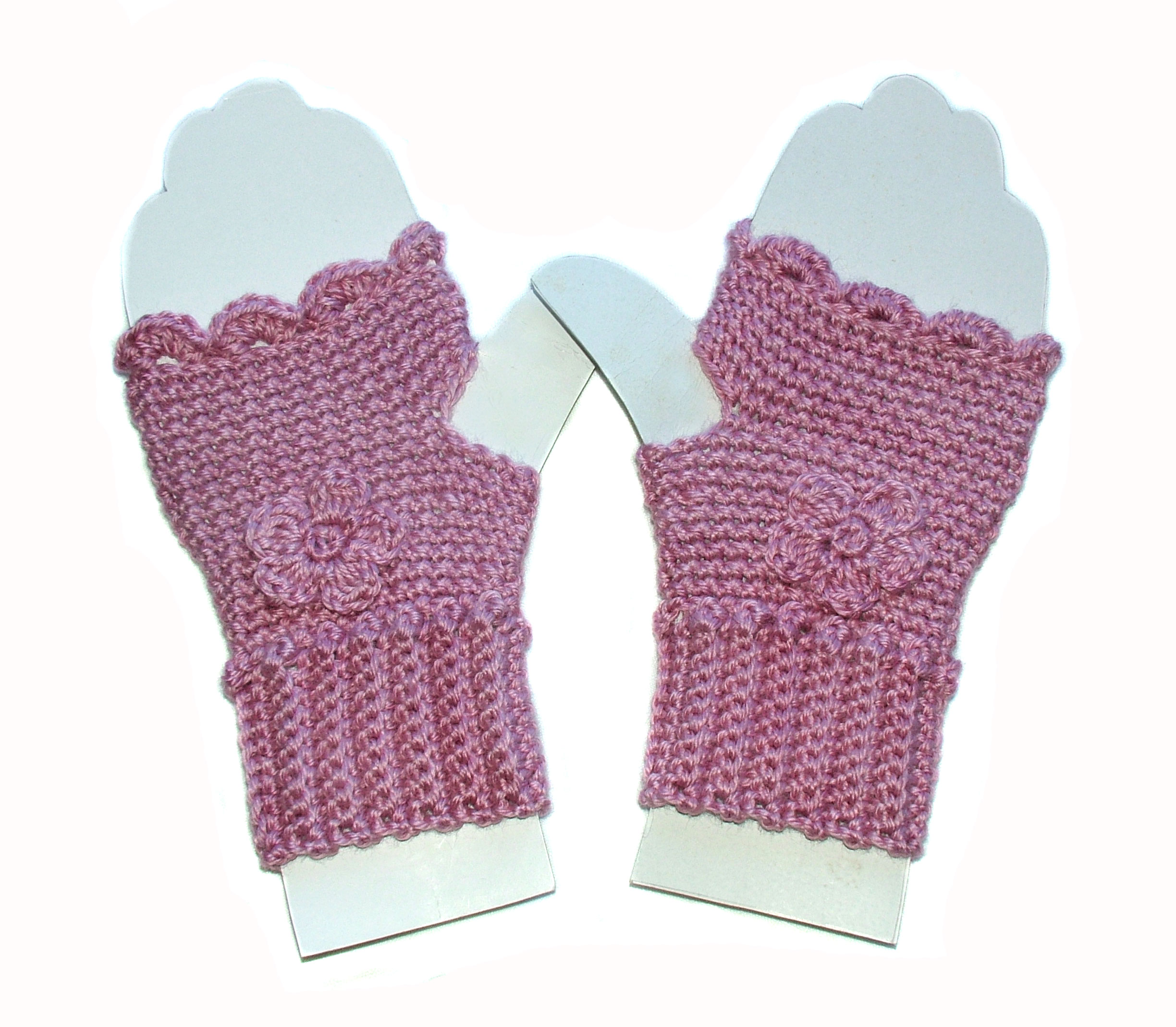 Crochet Patterns: Mittens and Gloves - Yahoo! Voices - voices