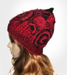 Ruby Rose Freeform Beanie