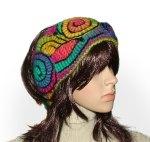 Rainbow Crayon Headband