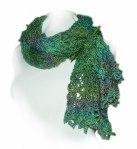 Silk 'n' Wrap - Freestyle knit