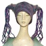 Viking Maiden - Crochet/Felt