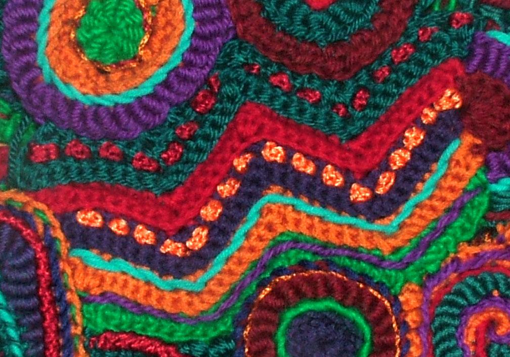 Surface Embellishments Renate Kirkpatrick S Freeform