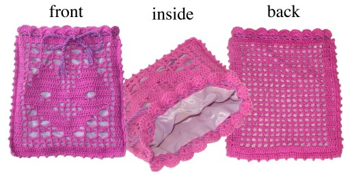 filet purse