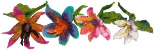 4xfelt-flower