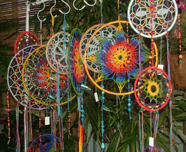 Crochet Patterns Dreamcatchers : Dreamcatchers? something new & different from me that I?ve wanted ...