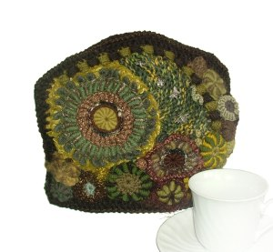 forest tea cosy