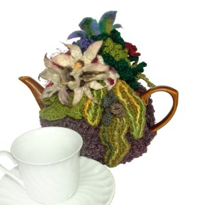 Blue Mts Tea cosy