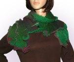 Freestyle Knit/Freeform Crochet