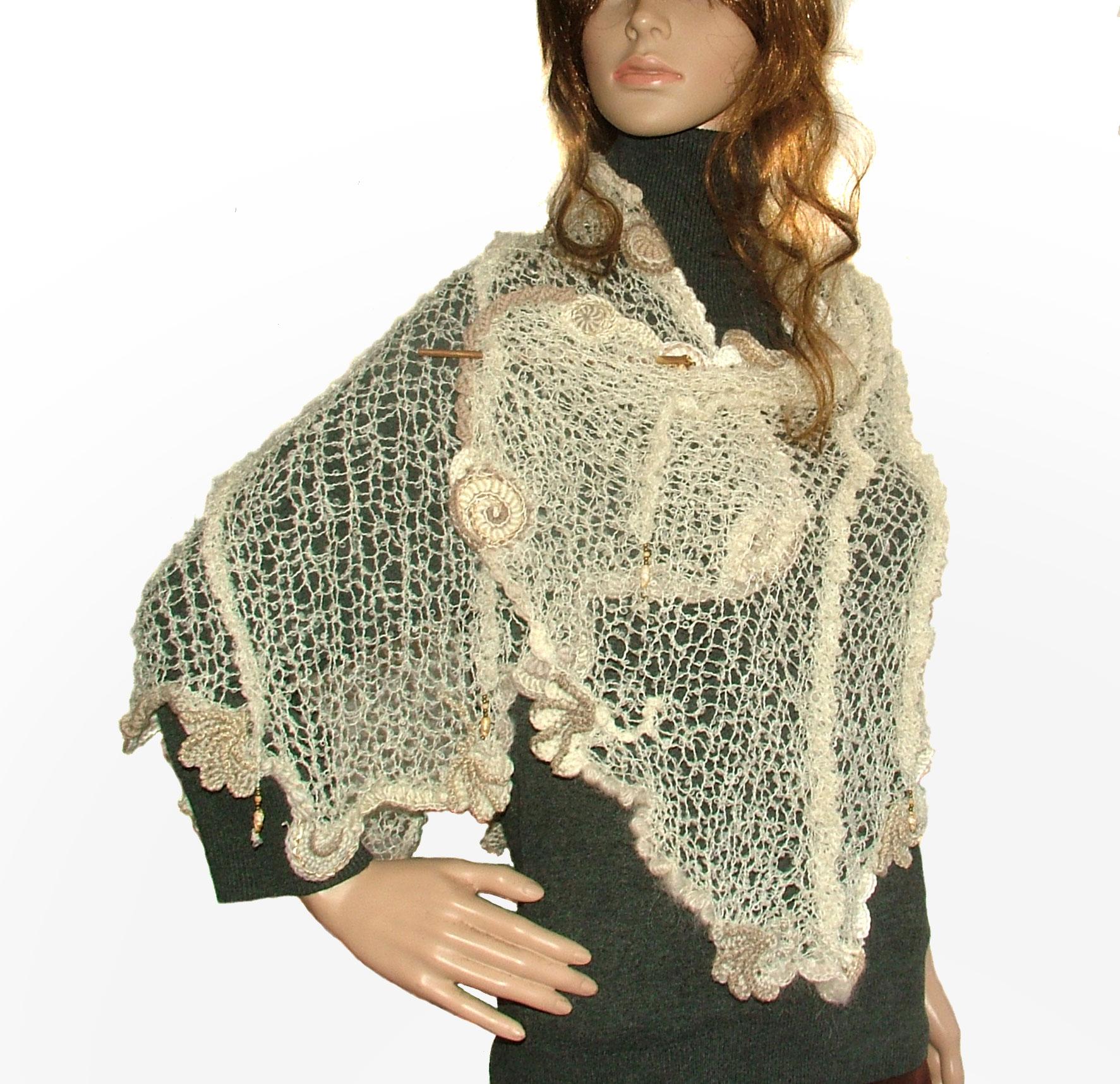 Garments Scarves Wraps Archive Renate Kirkpatricks Freeform